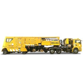 Zweiwege-Schienenfrästruck SF02 W-FS