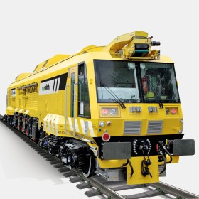 SF03 W-FFS rail-milling train