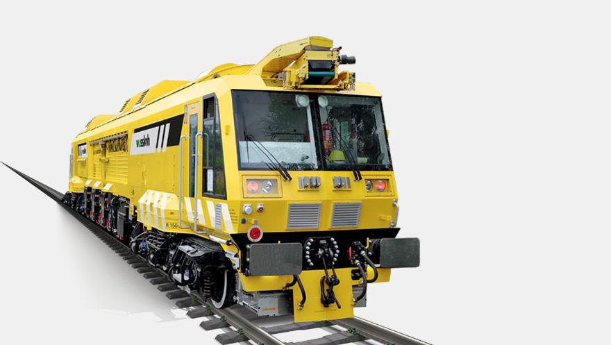 SF03 W FFS Rail Milling Train