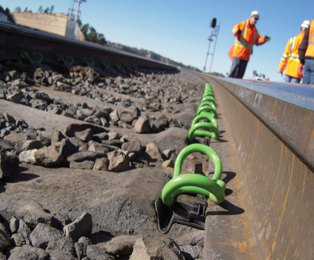 Rail Fastening Systems | Vossloh North America