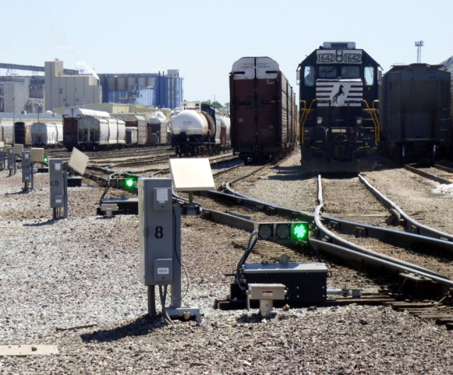 Signaling and Switch Control Solutions | Vossloh North America